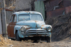car old rusty Στοκ φωτογραφίες με δικαίωμα ελεύθερης χρήσης