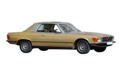car old sports στοκ εικόνα