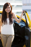 Car owner Royalty Free Stock Photography