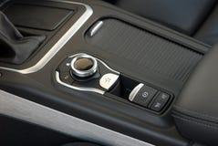 Car panel buttons Stock Photos
