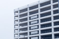 Car park building Royalty Free Stock Photography