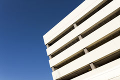 Car Park. In The City Stock Image
