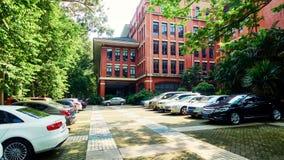 Free Car Park Parking Stock Image - 59715731