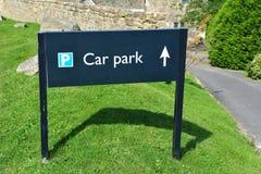 Car Park Sign Stock Images