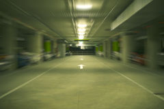 Car park Stock Photography