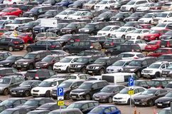 car parking πετώντας εστιατόριο Ρωσία Άγιος Paul Peter Πετρούπολη φρουρίων Ολλανδού 10 Αυγούστου 2017 Στοκ εικόνες με δικαίωμα ελεύθερης χρήσης