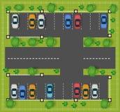 car parking Бесплатная Иллюстрация