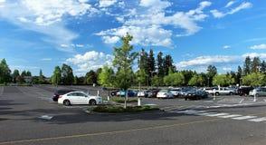 car parking стоковое фото rf