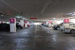 car parking стоковые изображения