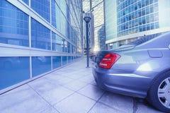 Car parking. Stock Photo
