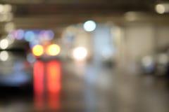 Car parking Royalty Free Stock Photos
