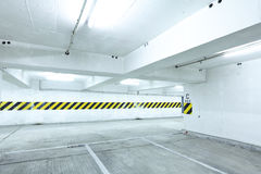 Car parking level Royalty Free Stock Photo