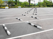 Car parking lot Royalty Free Stock Image
