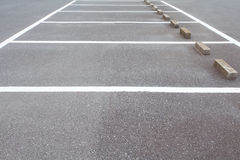 Car parking lot Royalty Free Stock Photo