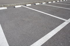 Car parking Lot Stock Photography