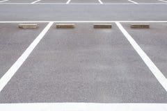 Car parking Royalty Free Stock Photo