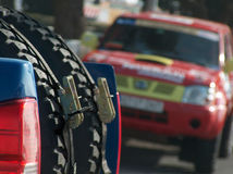 car participant Στοκ Εικόνες