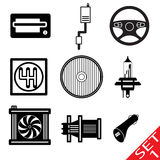 Car Parts Stock Image