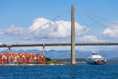 Car passenger ferry Royalty Free Stock Photo