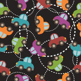 Car pattern Stock Images