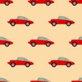Car pattern Royalty Free Stock Photos