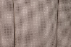 Car perforated leather background. Stock Photo