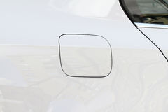 Car petrol lid Royalty Free Stock Images