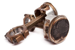 Car pistons Royalty Free Stock Photo