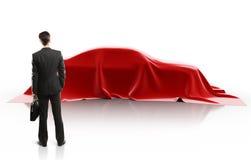 Car presentation Stock Photos