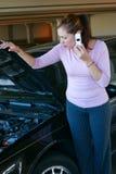 Car problems Royalty Free Stock Photos