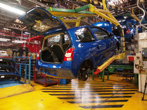 Car production 13 Stock Photo