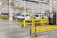 Car production Stock Photography