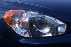 Car projector. A hyundai accent 2006 headlamp Stock Images