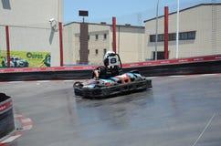 Car, Race Track, Racing, Kart Racing Royalty Free Stock Image