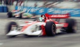 Car racer Toranosuke Takagi Stock Images