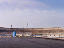 Car Racetrack on the top of the Lingotto building in Turin Italy Stock Images