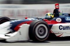 Car racing Royalty Free Stock Photo