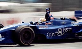 Car racing Stock Photos