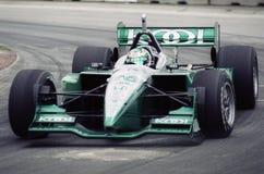 Car racing Stock Image