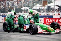 Car racing Royalty Free Stock Photography