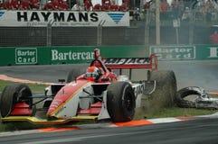 Car racing Stock Images