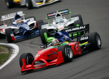 Free Car Racing(A1 GP) Royalty Free Stock Image - 12751206