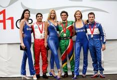 Free Car Racing(A1 GP) Stock Photos - 12755693