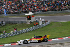 Car Racing(A1 GP) Stock Images