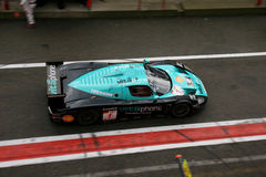 Car Racing(Maserati MC12,)FIA GT) Stock Image