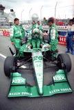 Car racing team Royalty Free Stock Photos