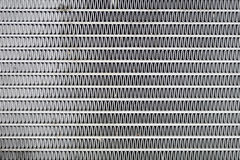 Car radiator abstract royalty free stock image