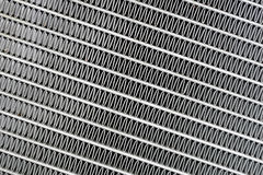 Car radiator abstract Royalty Free Stock Images