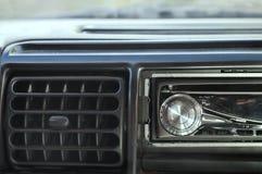 Car Radio Stock Image