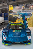 Car Rascasse LPG Supercar Stock Images